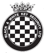 Black and White Key Security